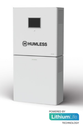 HUMLESS Energy Storage Systems (ESS)